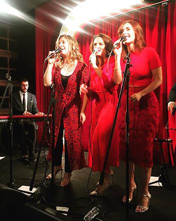 Elas e o Jazz Live