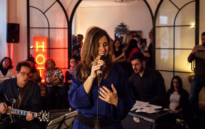 Marta Hugon Live - concertos